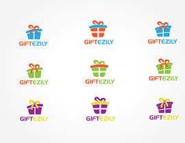 nº 143 pour Design a Logo for my online store Giftezily par chandraprasadgra