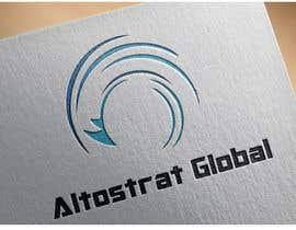 nº 26 pour Design a Logo for Altostrat Global par tamzidsuhas46