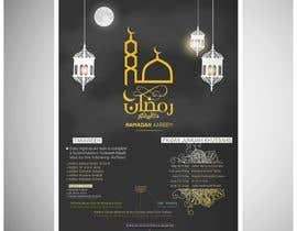 nº 16 pour Design a Poster - Ramadaan Programme par Mmado