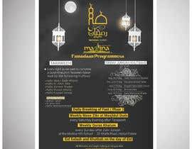 nº 21 pour Design a Poster - Ramadaan Programme par Mmado