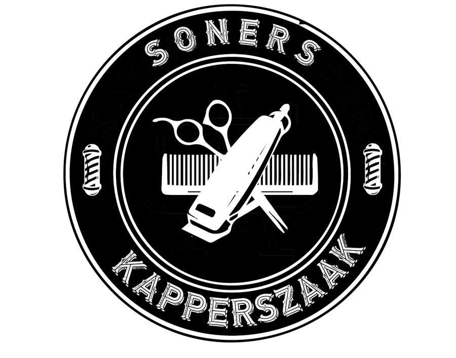 Proposition n°66 du concours Design a Logo for a barbershop