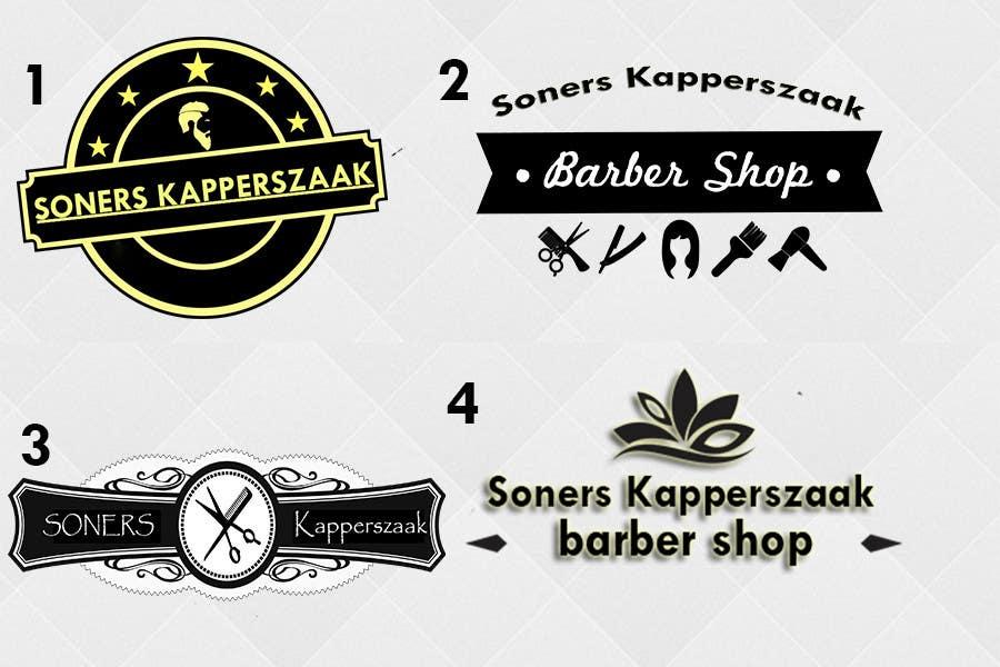 Proposition n°77 du concours Design a Logo for a barbershop