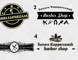 nº 77 pour Design a Logo for a barbershop par Poctavian