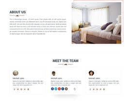 nº 13 pour Website design par zaxsol