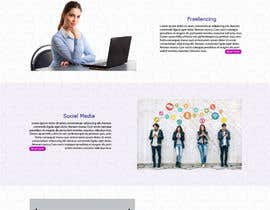 #72 for website background Homepage by Tajulislambd