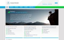 Graphic Design Entri Peraduan #50 for Website Design for First InfoSource