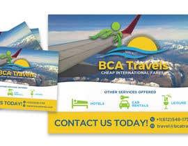 nº 4 pour Travel Agency Ad-1 par KahelDesignLab