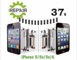 nº 7 pour iRepair Facebook Ad par ZimniyAleX