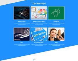 nº 13 pour Design a Website Mockup -- 2 par husainmill