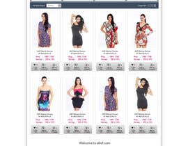 #22 pentru Website Design for fashion business de către mughikrish