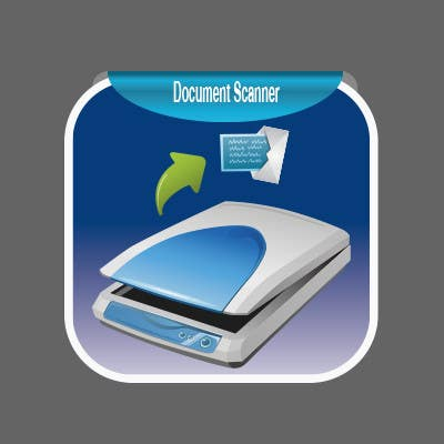 Bài tham dự cuộc thi #                                        76                                      cho                                         Icon Design for a Document Scanner Phone App
