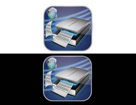 #90 pentru Icon Design for a Document Scanner Phone App de către Shakeel92