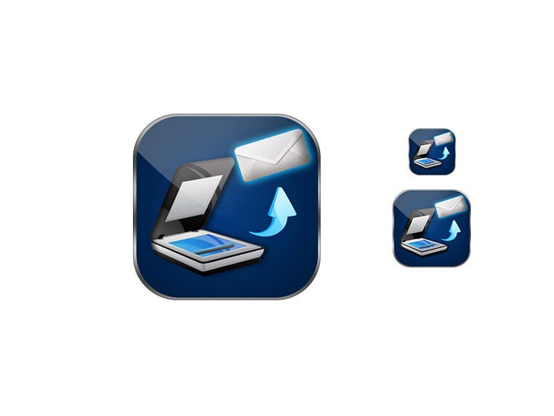 #102 for Icon Design for a Document Scanner Phone App by Shakeel92