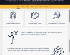 nº 20 pour Build a very Simple Website SB par jobithmb