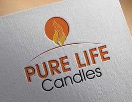 nº 55 pour Design a Logo for a Candle Company par itsvikz13