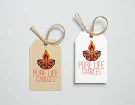 nº 30 pour Design a Logo for a Candle Company par yasmineossama