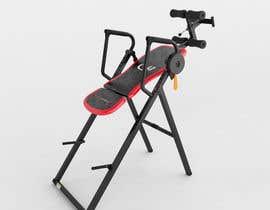 nº 10 pour 3D Modelling - Inversion Table - Sports Equipment par mekhack