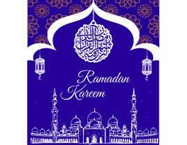 nº 19 pour Ramadan greeting par joney2428