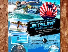 nº 3 pour Design a flyer/ business card/b2 poster par ericzgalang