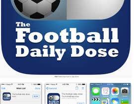 Nro 22 kilpailuun Design a Logo for an iPhone/iPad app käyttäjältä rubenreyes20