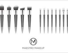 nº 110 pour Need to design a Brand Logo for makeup brushes and cosmetic products par mille84