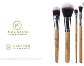 nº 102 pour Need to design a Brand Logo for makeup brushes and cosmetic products par creativelogodes