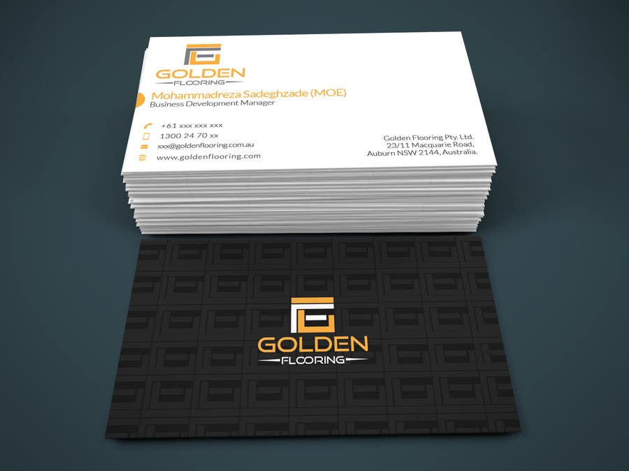 Entry 16 By Ibrahim4160 For Design Business Cards And Letterhead