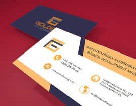 nº 107 pour Design Business Cards and letterhead par forhad92