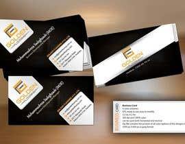 nº 103 pour Design Business Cards and letterhead par desktopIT