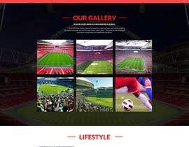 nº 24 pour Design a Website par aryamaity
