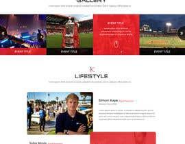 nº 35 pour Design a Website par surajit666