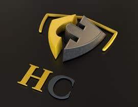 nº 3 pour Convert HC Logo to nice Cinema 4D 3D Artwork par victorgraterolu