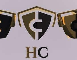 nº 5 pour Convert HC Logo to nice Cinema 4D 3D Artwork par kanclut