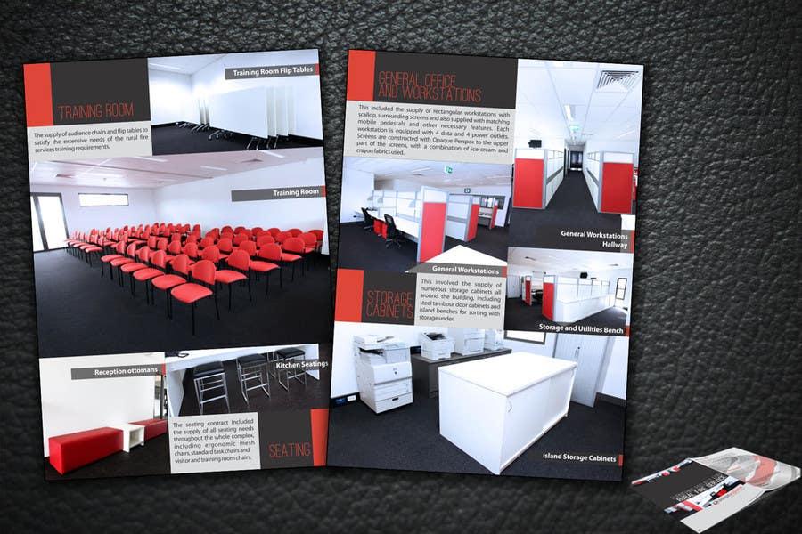 Inscrição nº 14 do Concurso para Flyer Design for adaptaspace