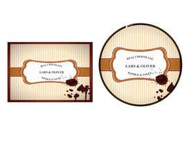 #36 para Print & Packaging Design for Lars & Oliver Real Chocolate Fondue & Sauce por roopfargraphics