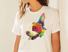 nº 14 pour Design a 30 T-Shirt's on dog theme par santosoroby