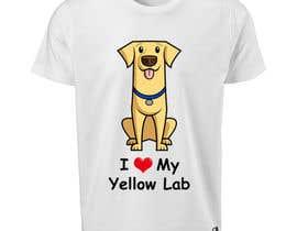 nº 25 pour Design a 30 T-Shirt's on dog theme par sakshikcreations
