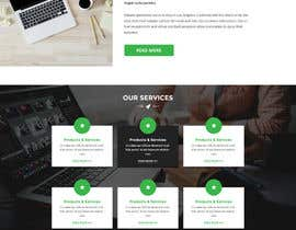 nº 8 pour I need to create a landing page par husainmill