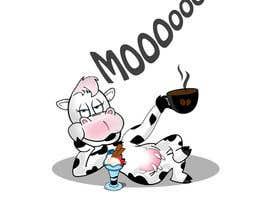 nº 20 pour Modify Illustration of Cow Ice Cream Mascot par saifysyed