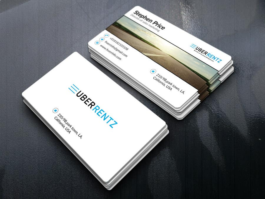 Proposition n°117 du concours Design some Business Cards