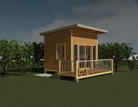 """nº 43 pour Architectural design of """"sleeping sheds"""" par vidaldelatorre"""