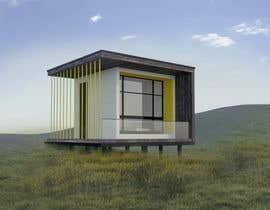 "nº 94 pour Architectural design of ""sleeping sheds"" par goalexxago"