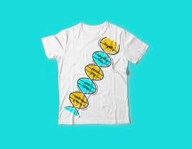 nº 11 pour Design a T-Shirt_DNA par harmeetgraphix