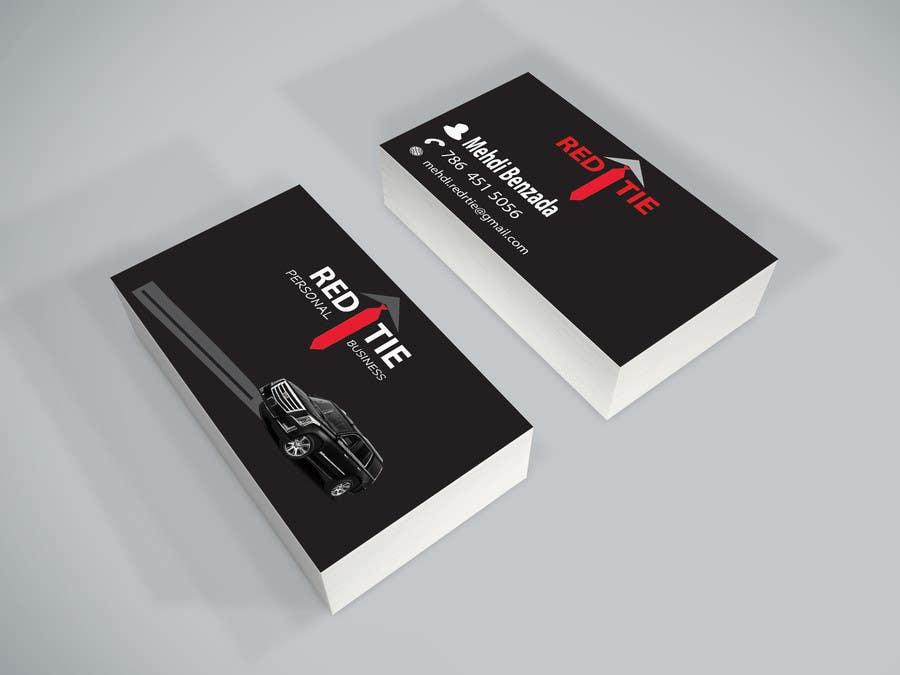 Entry #28 by Chowdhurymahi for Chauffeur business card   Freelancer
