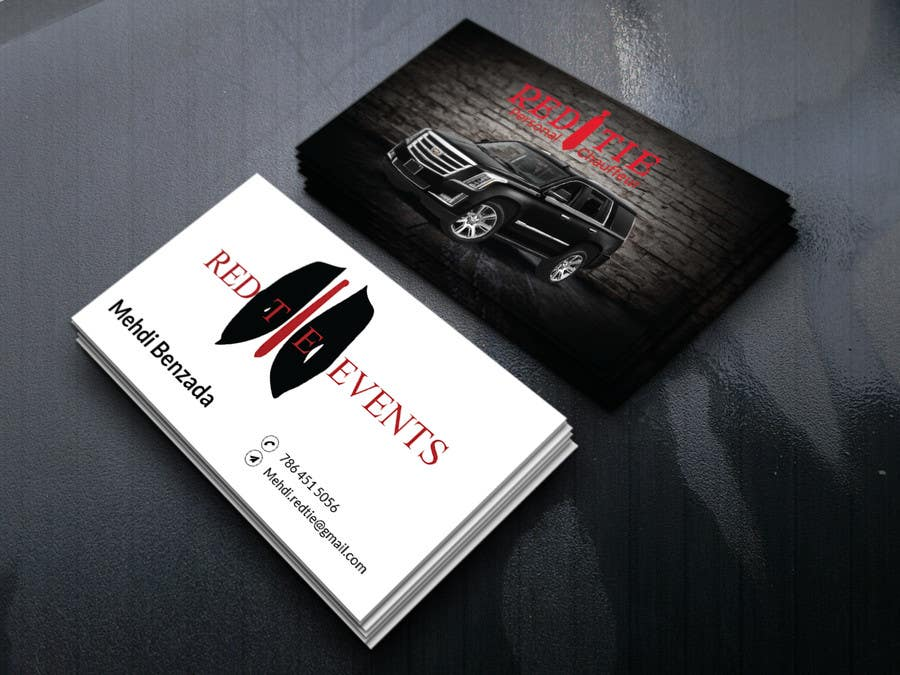 Entry 41 by nayonrahman for chauffeur business card freelancer chauffeur business card colourmoves
