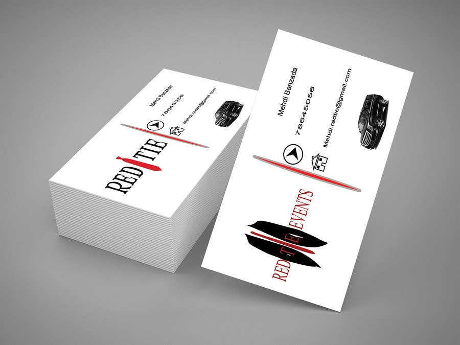 Entry #43 by mdisrafil877 for Chauffeur business card | Freelancer