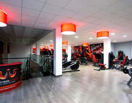 nº 9 pour Retouch images of fitness Center par SunSquare10