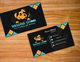 nº 96 pour Business Card for Dog Trainer par tahminachumki