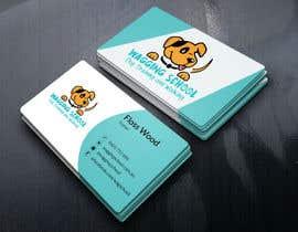 nº 92 pour Business Card for Dog Trainer par yusuf6039