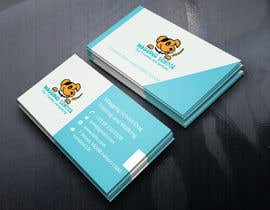 nº 89 pour Business Card for Dog Trainer par mominul0167